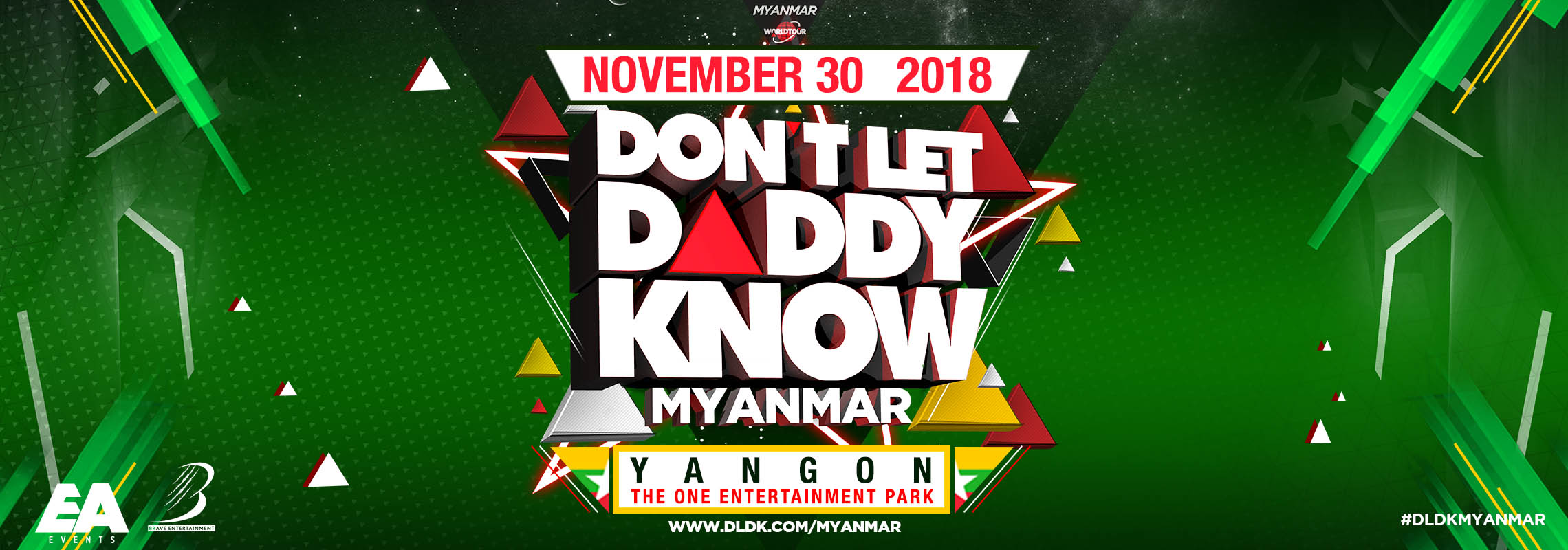 DLDK is coming to Myanmar - E&A Events